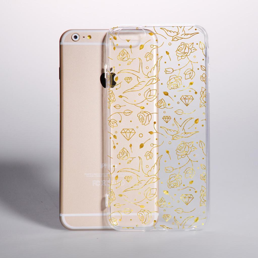 Gardenia_Gold_Mobile_Case