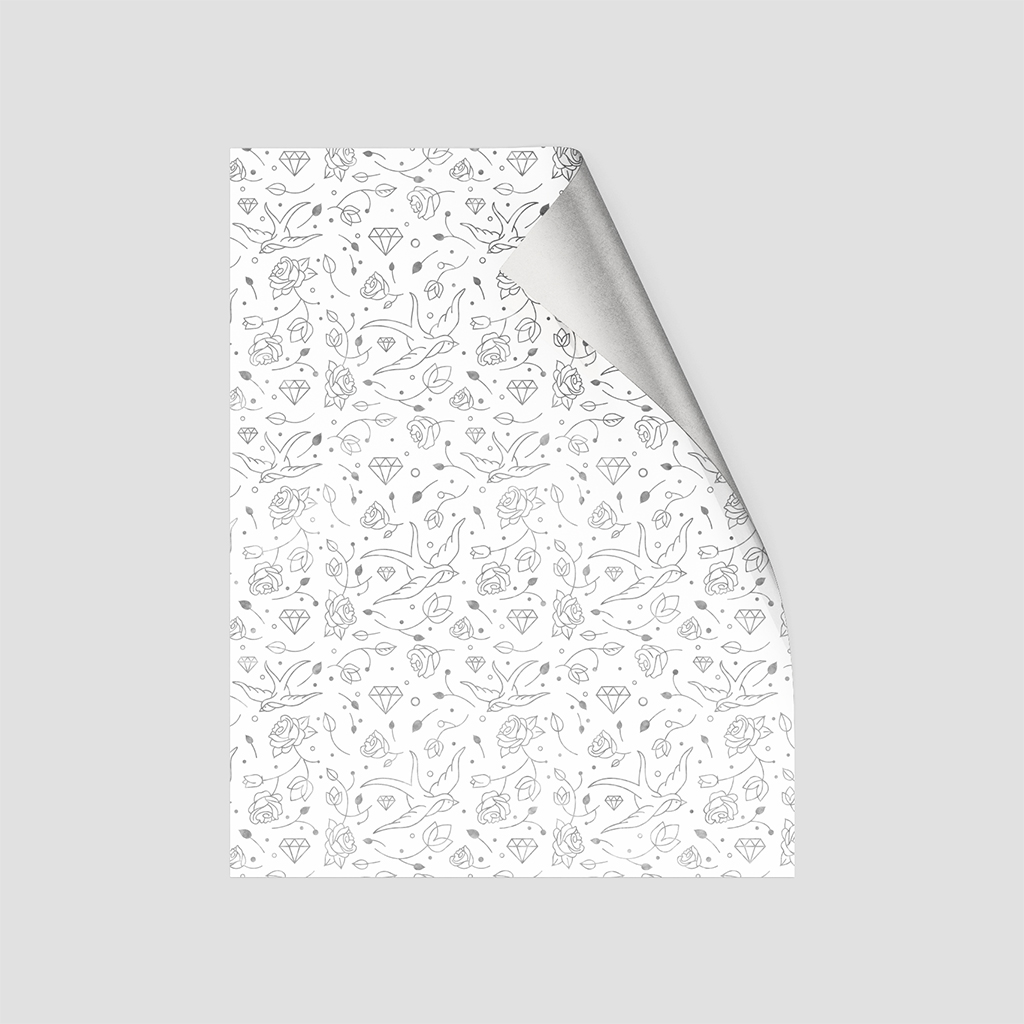 Gardenia_Silver_Pattern